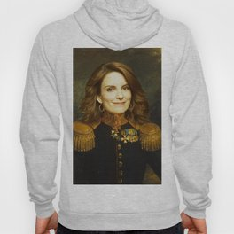 Tina Fey Classical Regal General Painting Hoody