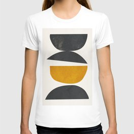 abstract minimal 23 T-shirt