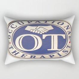 Occupational Therapist Rectangular Pillow