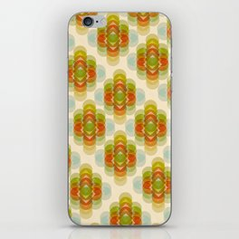 60's Pattern iPhone Skin