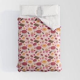 Love Sweets Comforters