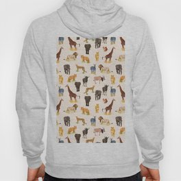 Safari Sightings Hoody