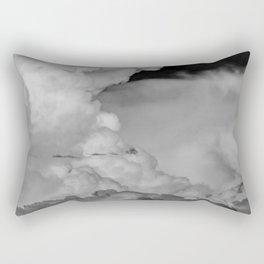 """""""Cloud Art"""" - Desert Monsoon Sky by Murray Bolesta! Rectangular Pillow"""