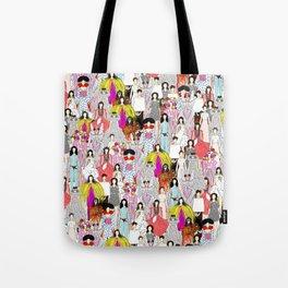 Bjork-A-thon Tote Bag