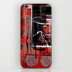 MUY FIFI iPhone & iPod Skin