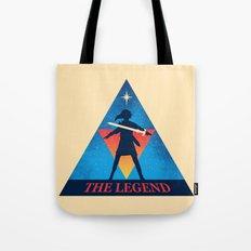 The Legend... Tote Bag