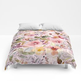 Late Summer Garden Comforters