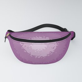 purple decay Fanny Pack