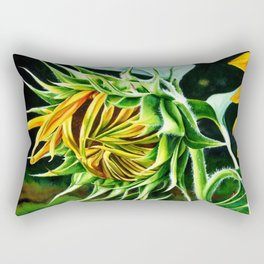 Sunflowers Rectangular Pillow