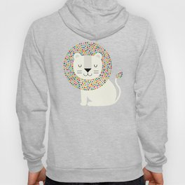 As A Lion Hoody