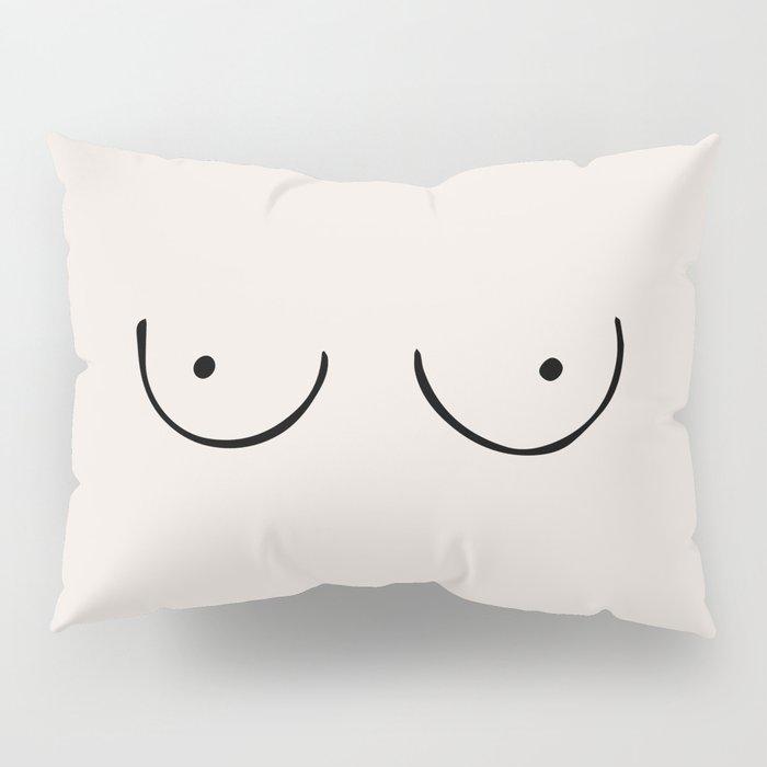 Boobs Pillow Sham