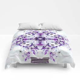 Anemone Fusion Two Comforters