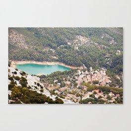 Le Revest Les Eaux 4675 Canvas Print