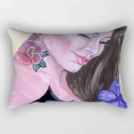 Scar Tissue Rectangular Pillow