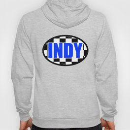 "INDY Oval ""Sticker"" Hoody"