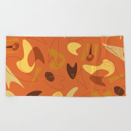Ambrym Beach Towel