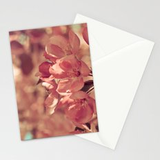 Ode to pink Stationery Cards