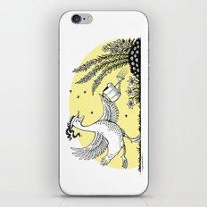 Garden Duck iPhone & iPod Skin