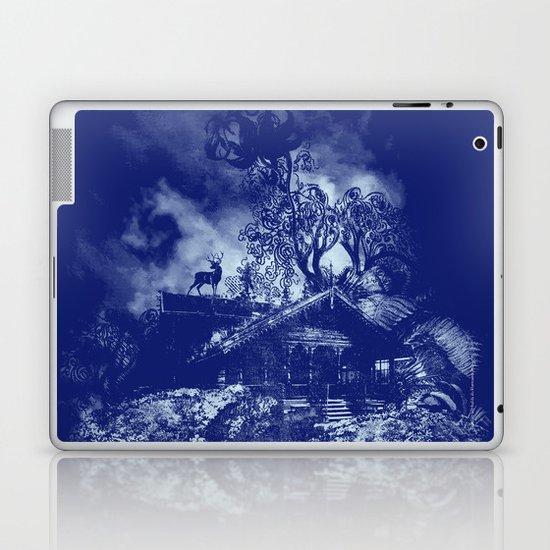 little house on the mount Laptop & iPad Skin