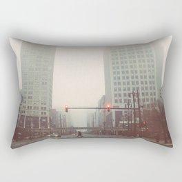 Two Davids - Detroit, MI Rectangular Pillow