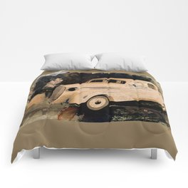 A Gangster Love Story Comforters