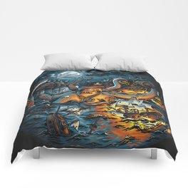Out Arrr...med Comforters