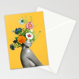 Bloom 5 Stationery Cards