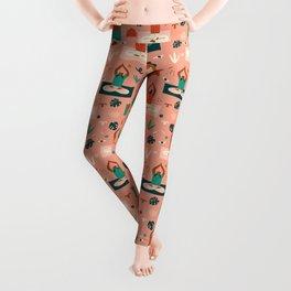 Yoga girls Leggings