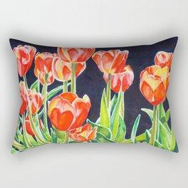 Tulip Translucence Rectangular Pillow
