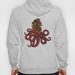 Scuba Octopus   Deep-Sea Diving Hoody
