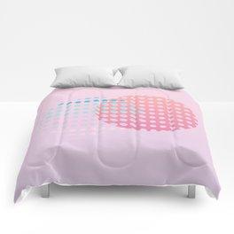 Holographic dream Comforters
