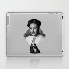 The woman who beat you Laptop & iPad Skin