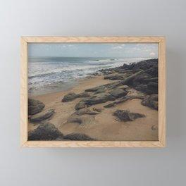 Crescent Beach Florida Framed Mini Art Print