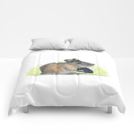 Field Mouse  Comforters