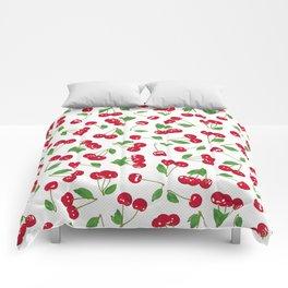 Very cerise - White Comforters