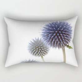 Echinops - Globe Thistles #1 #decor #art #society6 Rectangular Pillow