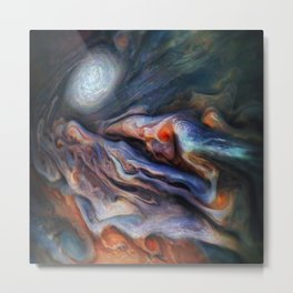 The Art of Nature - Jupiter Close Up Metal Print