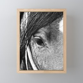 Soulful Expression Framed Mini Art Print