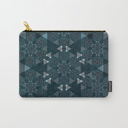 Kaleidoscope 1 Carry-All Pouch