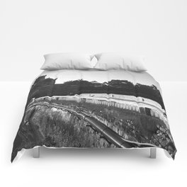 Motorcycling Family Comforters