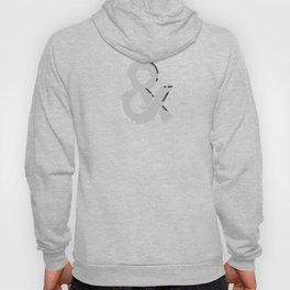 Ghosts & Horses logo tee Hoody