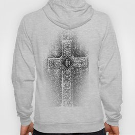 Sturm Gothic out of the Light Cross Hoody