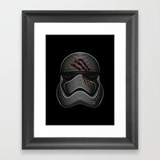 Star . Wars - Stormtrooper FN-2187 (Finn) Framed Art Print