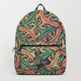 Escape Pattern Backpack
