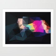 Dark Landscapes 1/4 Art Print