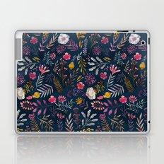 Floral Laptop & iPad Skin