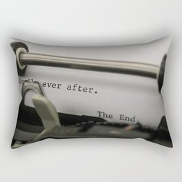 Happily Ever After Rectangular Pillow