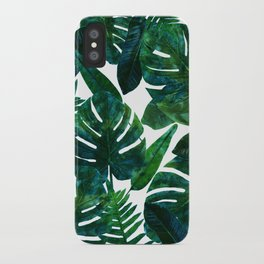 Perceptive Dream || #society6 #tropical #buyart iPhone Case