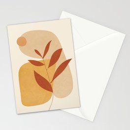 Abstract Shapes No.18 Stationery Cards