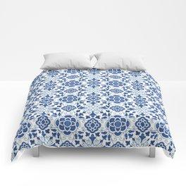 Azulejos Comforters